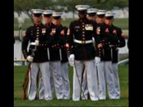 U.S ARMY, MARINE CORPS, COAST GUARD, NAVY AND AIRFORCE TRIBUTE