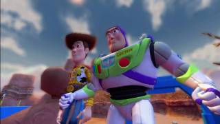 Toy Story 3: The Video Game (PS3 PSP X360 Wii DS PC) - Trailer