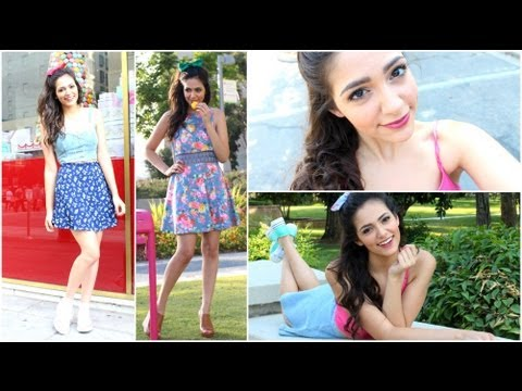 Download Youtube: Ariana Grande Hair, Makeup, & Outfit! (Celeb Style)