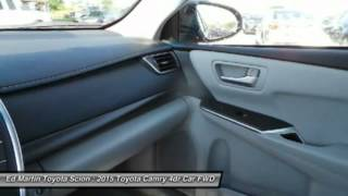 2015 TOYOTA CAMRY Anderson, IN 682297