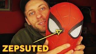 BAZA MASKI SPIDER-MANKA ZOSTAŁA ZAKTUALIZOWANA! ⚠️