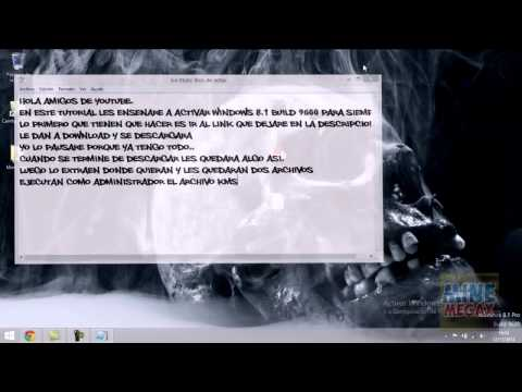 Activar Windows 8.1 Pro & Office 2013 32 & 64 Bits Para Siempre [2015 ...