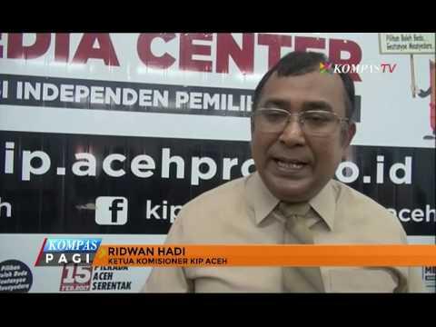 Pilkada Aceh, Irwandi-Nova Unggul Sementara
