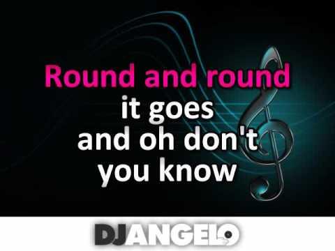 Spandau Ballet - Round and Round