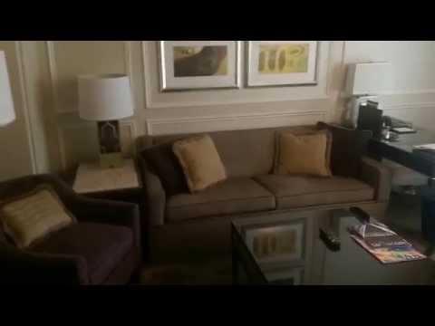 Venetian Luxury Suite Walkthrough Las Vegas