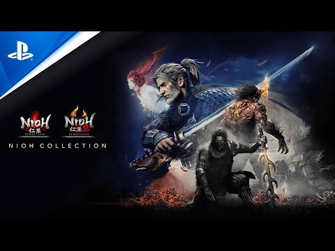 The Nioh Collection - Announce Trailer | PS5