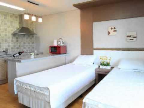 Amoureux Resort @ Jeju, Korea - Twin Room (Mountain View)
