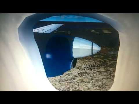 {FSX} Western Air landing in MYNN