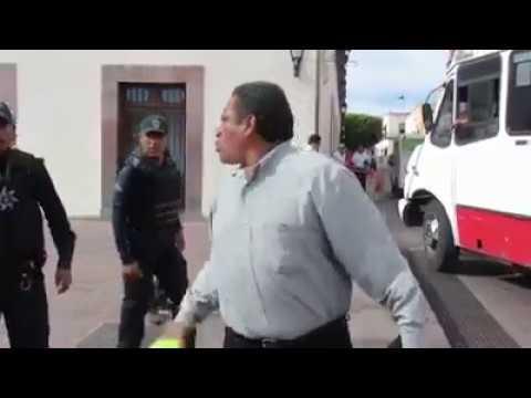 DESESPERACIÓN DE UN HOMBRE  POR FALTA DE TRABAJO EN QUERÉTARO