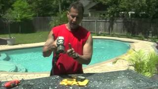 How to cut Granite/working with granite part 1