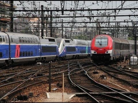 Time Lapse - TGV & Co. Paris Gare de Lyon
