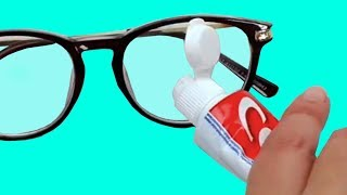 4 Useful Glasses Hacks | Life Changing Hacks | Useful Hacks | Craft Factory