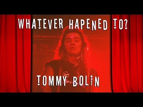 Whatever Happened to Tommy Bolin of Deep Purple (Mark IV)?