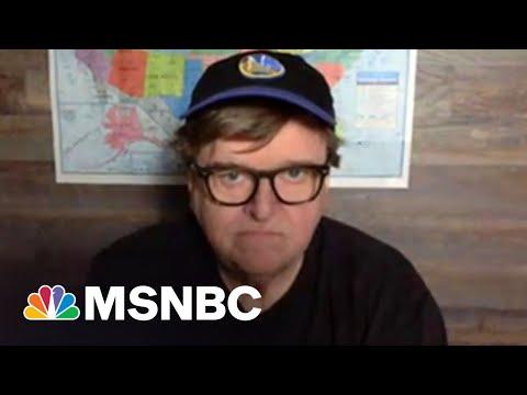 Michael Moore Explains 'In The End, Bin Laden Won' On Afghanistan Withdrawal