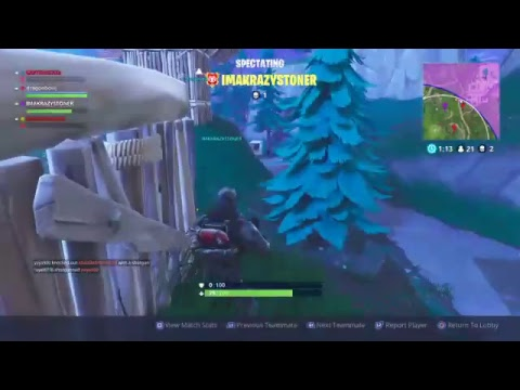Fortnite battle royal late night collaboration with my pal dragon Nations and xxKilldatboy xx