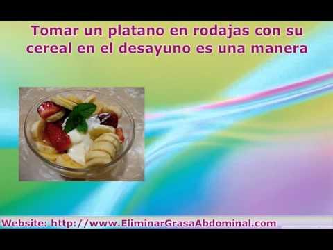 Dieta para eliminar grasa abdominal alimentos y comidas - Comida sana para adelgazar ...