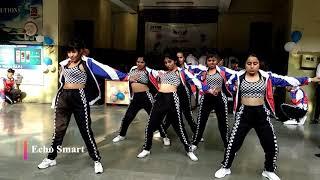 Lovely group dance ever seen #IECinnovision2k20 #echosmart