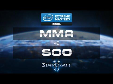 StarCraft 2 - MMA vs Soo(TvZ) - IEM 2015 Gamescom - Group A