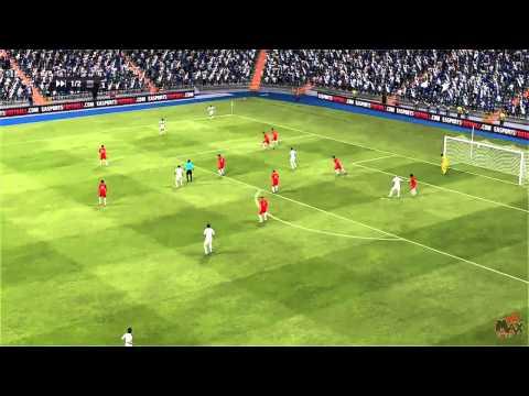 Dicas FIFA 12 Online - Real Madri com Didigori - Jogo 001
