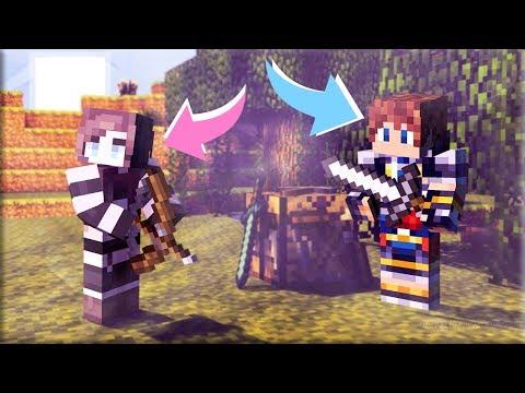 Mary Et Sora Sur Minecraft Ca Donne Quoi Youtube
