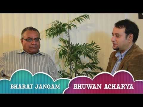 InterView with Bharat Jangam Texas 2013 Promo