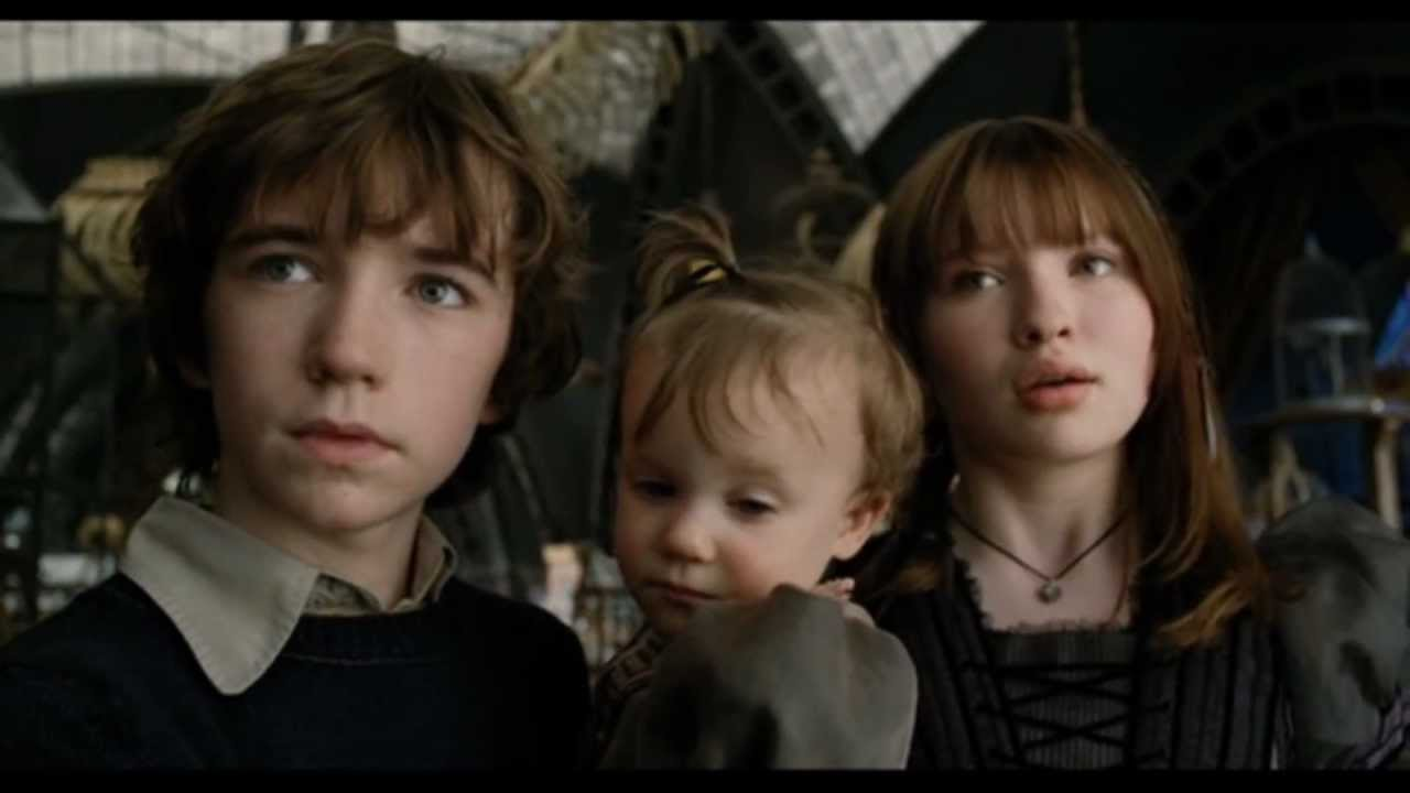 lemony snickets a series of unfortunate events review