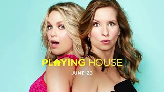 Игра в дом / Playing House / сезон 3 / Трейлер сериала на русском