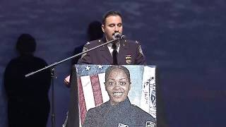 Mayor de Blasio Attends Funeral of NYPD Officer Miosotis Familia