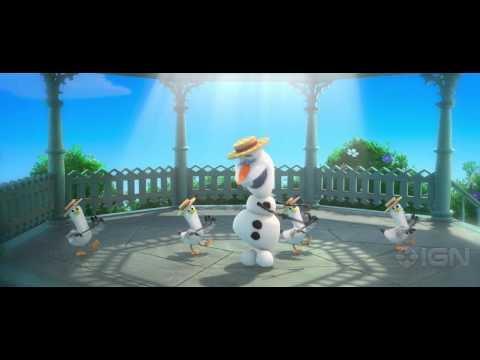 Frozen - Olaf's Summer Song