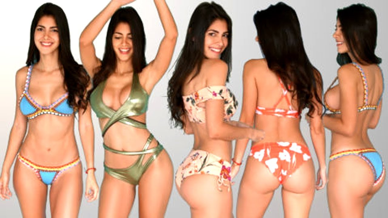 Swimsuit For Try On Aliexpress All 2019 HaulSwimsuits Alvin HE9ID2