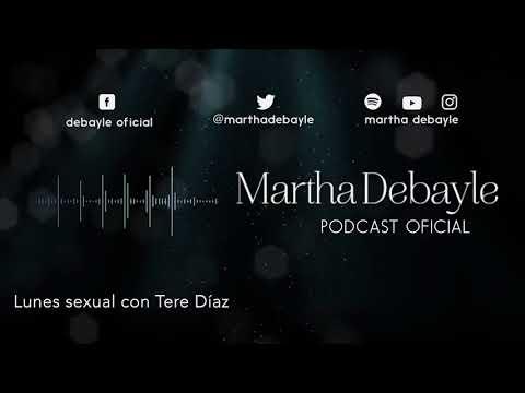 Lunes sexual con Tere Díaz | Martha Debayle