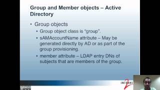 LDAP - Training - Architects and Developers