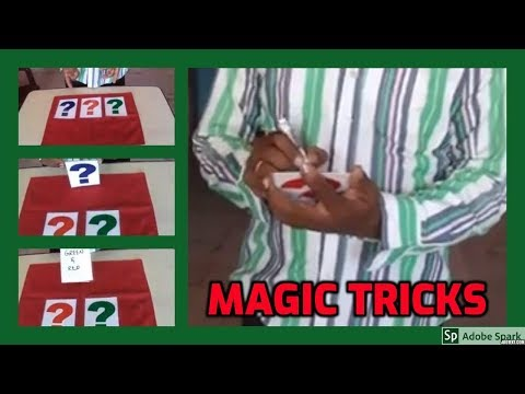 MAGIC TRICKS VIDEOS IN TAMIL #483 I THOUGHTS IN TECHNIC COLOR @Magic Vijay