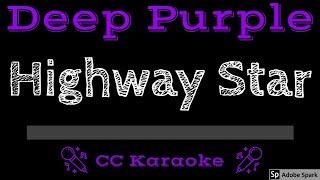 Download Mp3 Deep Purple • Highway Star  Cc   Karaoke Instrumental Lyrics