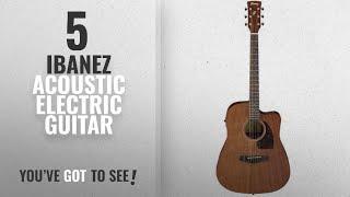 Топ-10 акустична гітара Ibanez електрична гітара [2018]: гітара Ibanez продуктивність серії PF12MHCEOPN махагон