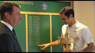 Roger Federer 2017 Last Man Standing [HD1080p]