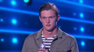 Jonny Brenns Sings This Is Gospel by Panic! At The Disco   Top 14   American Idol 2018 on ABC