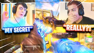 #1 WORLD RANKED COD MOBILE PLAYER TELLS ME HIS SECRET!!