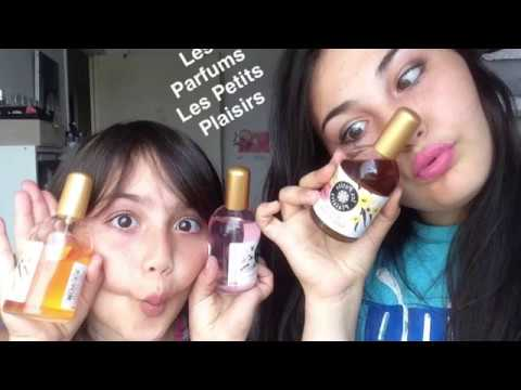 Les Parfums Les Petits Plaisirs  🦋 - IS POULPE