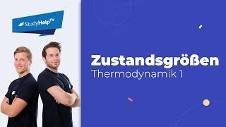 Zustandsgrößen in der Thermodynamik
