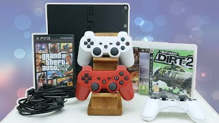 PS3 Slim in late 2018 + MOD ( it