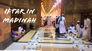 Ramadan In  Madinah Saudi Arabia  2019