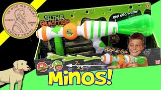 Slime Blaster Pump Action Toy Review