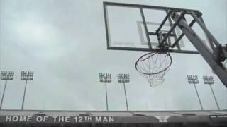 Worlds Longest Basketball Shot | FIELD VIEW | Dude Perfect