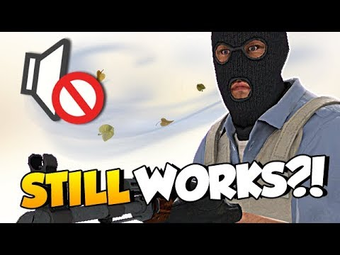 CS:GO - Removing background noise still works?! (PATCHED ...