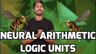 Neural Arithmetic Logic Units