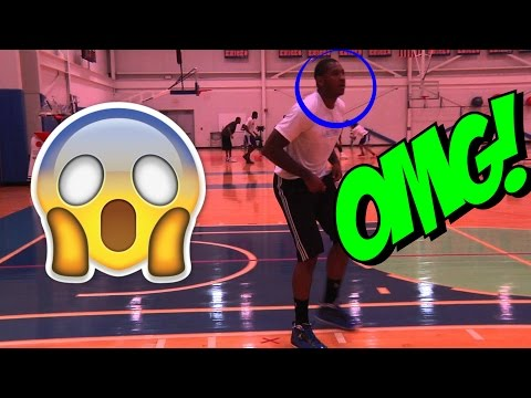 Carmelo Anthony And Brandon Jennings New York Knicks Summer Workout