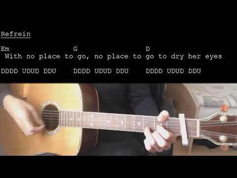 Avril Lavigne – Nobody's Home EASY Guitar Tutorial With Chords/Lyrics