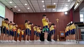Publication Date: 2019-07-09 | Video Title: 2019 油麻地天主教小學 三年班  印第安人求雨舞