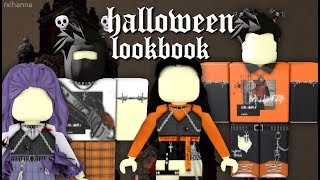 aesthetic halloween roblox outfits! [BOYS & GIRLS + CODES]